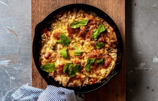 Keto Frittata in 8 Easy Steps | Keto Genius