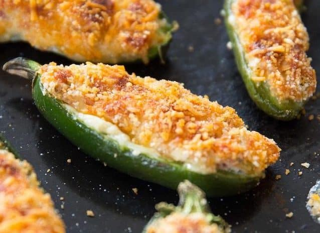 Lazy Keto Meals Recipe #5 - Jalepeno Poppers RS