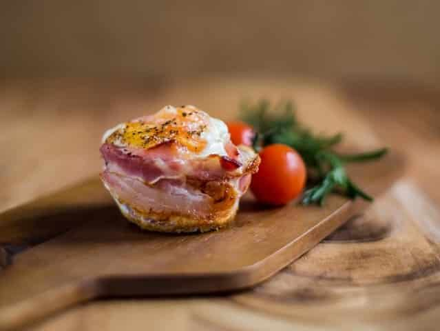 World's Best Keto Egg Muffins in 4 Easy Steps | KetoGenius 2