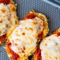 Keto Chicken Parmesan | KetoGenius