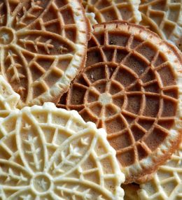 8 EASY Steps For The BEST Keto Pizzelle Recipe You'll Ever Find!